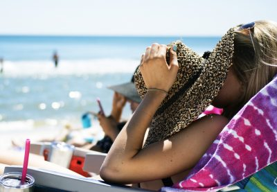 sun safety tanning
